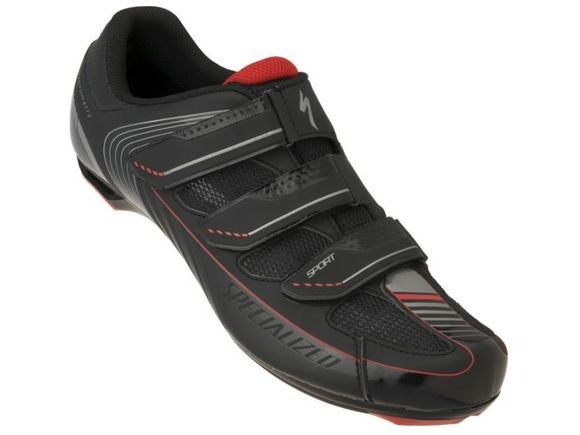 SPECIALIZED SPORT ROAD BLACK/RED click to zoom image