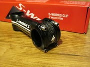 SPECIALIZED S-Works CLP Multi Stem 4deg 90mm 4 deg Blk  click to zoom image