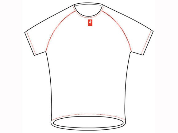 SPECIALIZED SHORT SLEEVE 1ST LAYER �19.99 click to zoom image