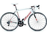 SPECIALIZED TARMAC PRO SL4 ULTEGRA Di2 BIKE 2012 White/Black