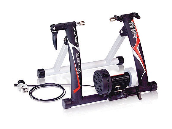 TRANSX Magnetic Turbo Trainer with Remote Lever - JD118 click to zoom image