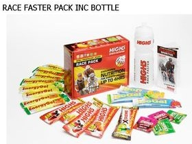 HIGH5 RACE FASTER PACK INC BOTTLE