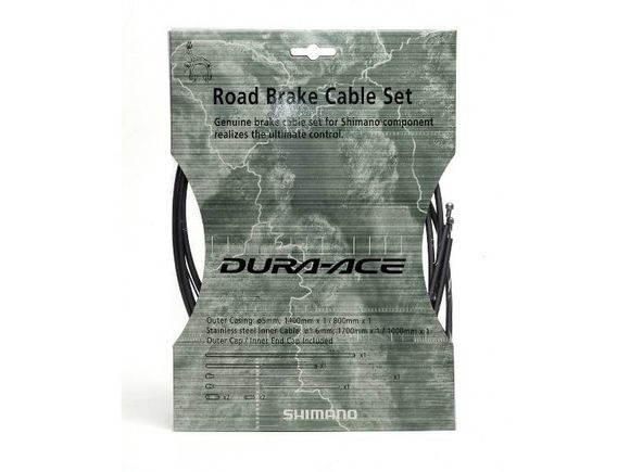 SHIMANO DURA-ACE 7800 ROAD BRAKE CABLESET click to zoom image