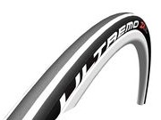 SCHWALBE Ultremo ZX Evolution HD Folding Road Tyre  Black/White  click to zoom image