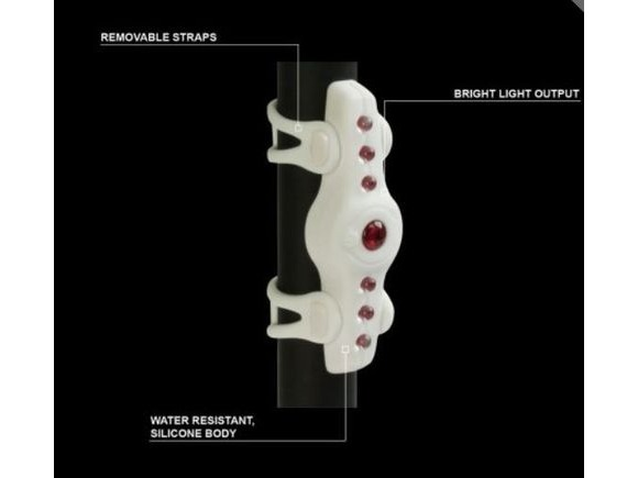 SERFAS TL-STN Seat Stay/Post Tail Light click to zoom image