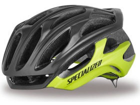 Specialized Prevail Matte Black /Hyp Grn