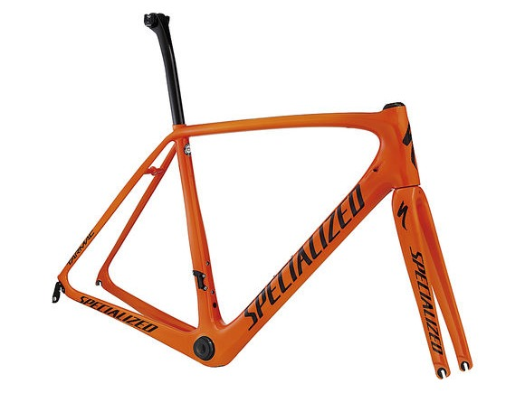 Specialized S-Works Tarmac Frameset Torch Edition click to zoom image