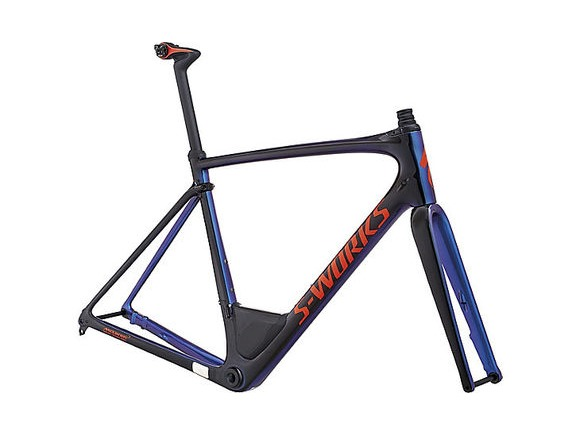 Specialized S-Works Roubaix Frameset click to zoom image