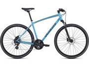 Specialized Crosstrail Hydraulic Disc S Gloss Nice Blue/Black/Black Reflective  click to zoom image