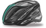 Specialized Aspire Womens Helmet S 51-56cm Black/Emerald Green 2016 Colourway click to zoom image
