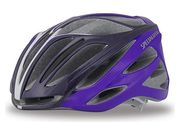Specialized Aspire Womens Helmet L 57-63cm Charcoal/Purple 2016 colourway click to zoom image