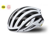 Specialized S-Works Prevail II w/ ANGI S 51/56cm Matte White  click to zoom image