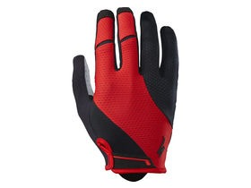 Specialized Body Geometry Gel Long Finger Gloves