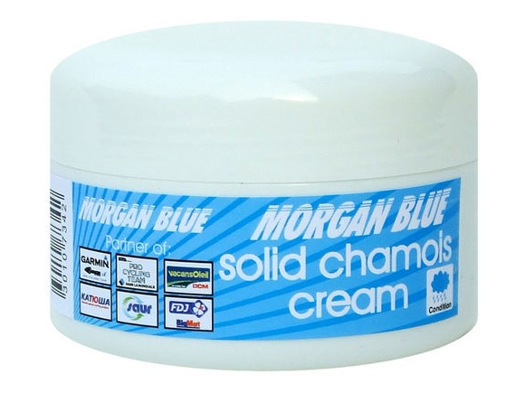 Morgan Blue CHAMOIS CREAM SOLID (250ml) click to zoom image