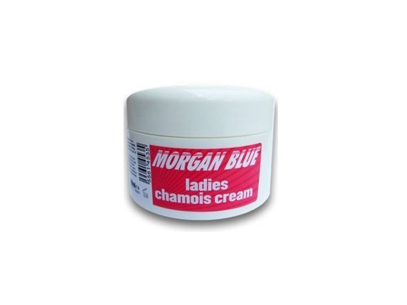 Morgan Blue Ladies Chamoic Cream click to zoom image