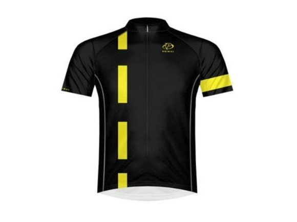 Primal Paved Men's Sport Cut Jersey click to zoom image