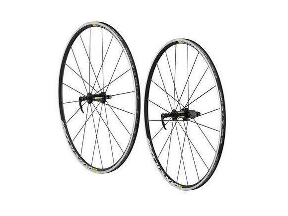 Mavic Aksium One Road Clincher Wheelset 144 00 Components
