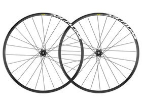 Mavic Aksium Disc CL 19 Pr 12x142 Thru Axle or QR