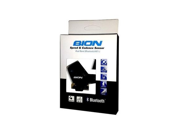 Bion ANT+ / Bluetooth DuelSpeed and Cadence Sensor click to zoom image