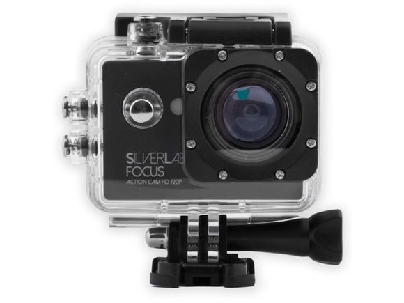 SilverLabel Focus Action Cam 720p click to zoom image