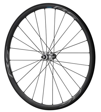 Shimano RS770-C30-CL Disc Wheelset Tubeless Ready click to zoom image