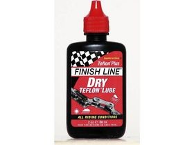 Finish Line Teflon Plus Dry chain lube 2 oz / 60 ml
