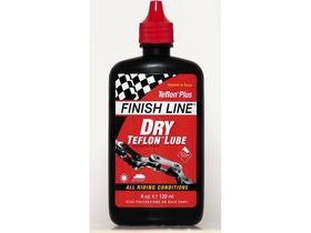 Finish Line Teflon Plus Dry chain lube 4 oz / 120 ml