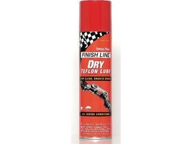 Finish Line Teflon Plus Dry Chain Lube 8oz Spray