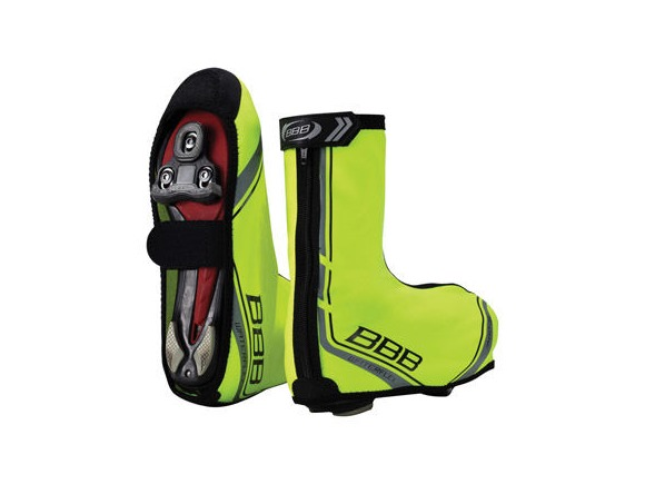 BBB Waterflex Overshoes Yellow click to zoom image