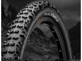 Continental Trail King Black Chilli UST Tubeless MTB Tyre 26 x 2.2""