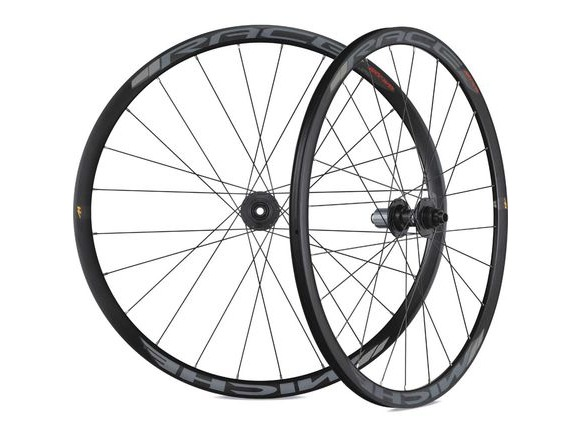 Miche Race DX Disc Wheels 700c 142/100 x 12 Through Axle CL Disc click to zoom image