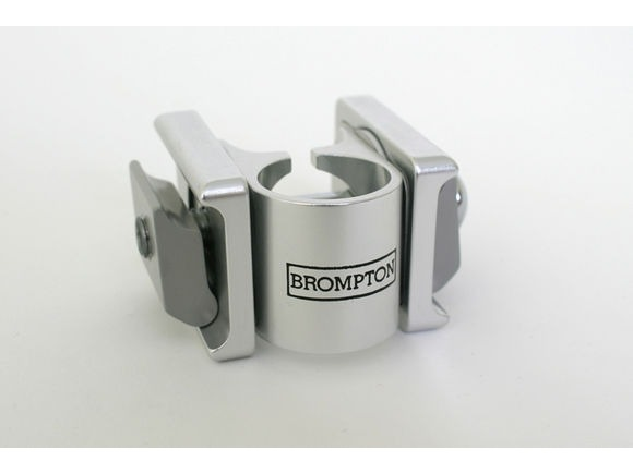 Brompton Pentaclip saddle clamp click to zoom image