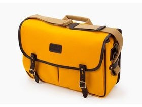 Brompton Game Bag Mustard Yellow Including Frame & Rain Cover