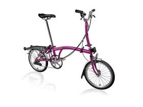 Brompton M6R Berry Crush