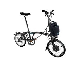 Brompton Electric M6L Speed Folding Bike