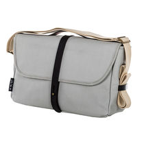 Brompton Grey Shoulder Bag