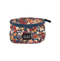 Brompton Metro Zip Pouch in Liberty Fabric