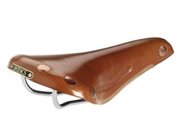 Brooks Team Pro Copper Honey click to zoom image