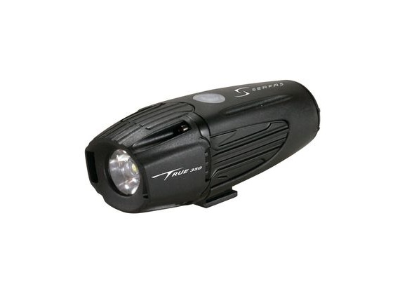 Serfas TRUE 350 Lumens TSL-350 Headlight click to zoom image