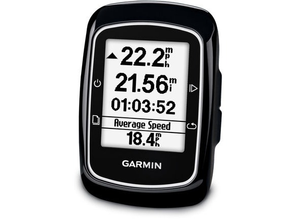 Garmin Edge 200 GPS-Enabled cycle computer, black click to zoom image